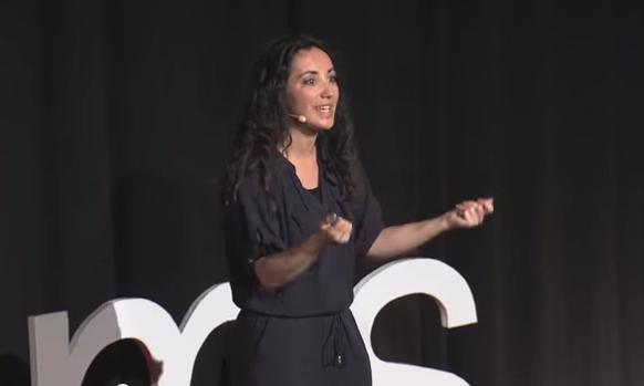 Florence Porcel - Explorer Mars pour s'émerveiller et s'émouvoir