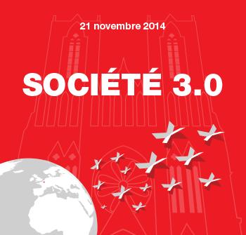 Societe 3.0 le thème de TEDxReims 2014