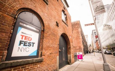 TEDFest Dumbo à Brooklyn