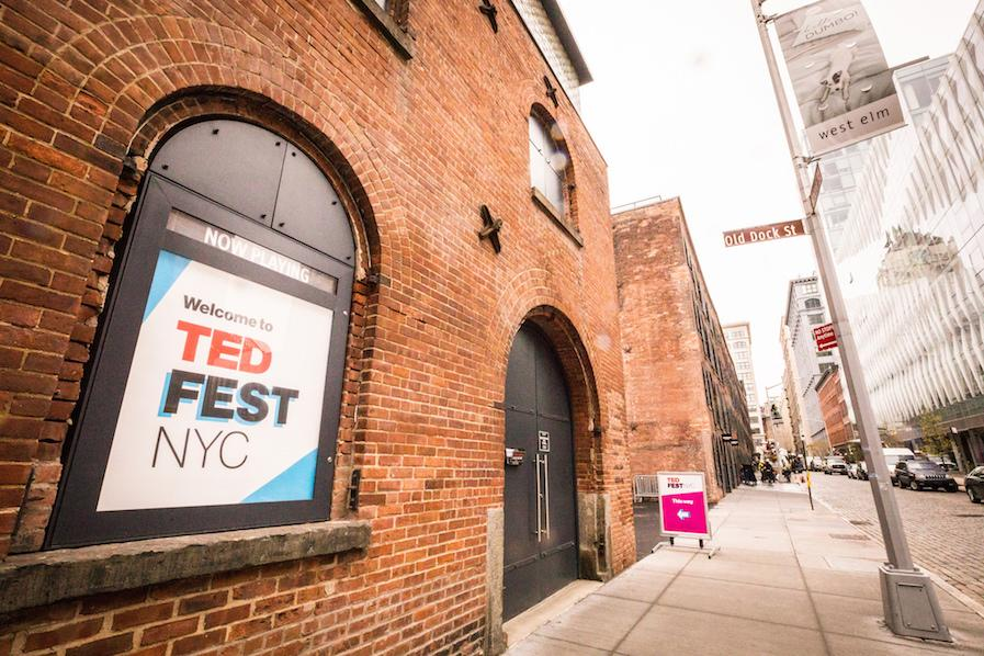 TEDFest Dumbo à Brooklyn