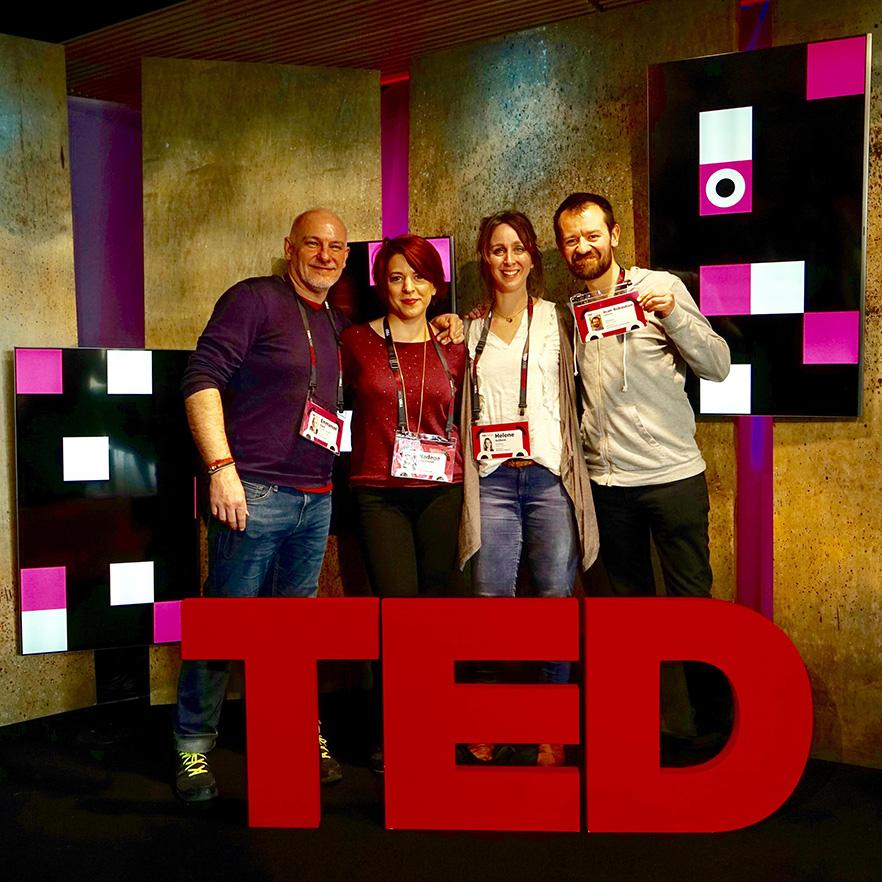 TEDFest - TED HQ Team TEDxReims
