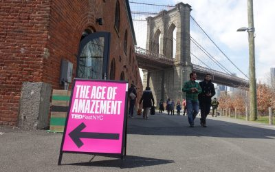 TEDFest - Welcome in Dumbo
