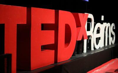 TEDxReims sur scène